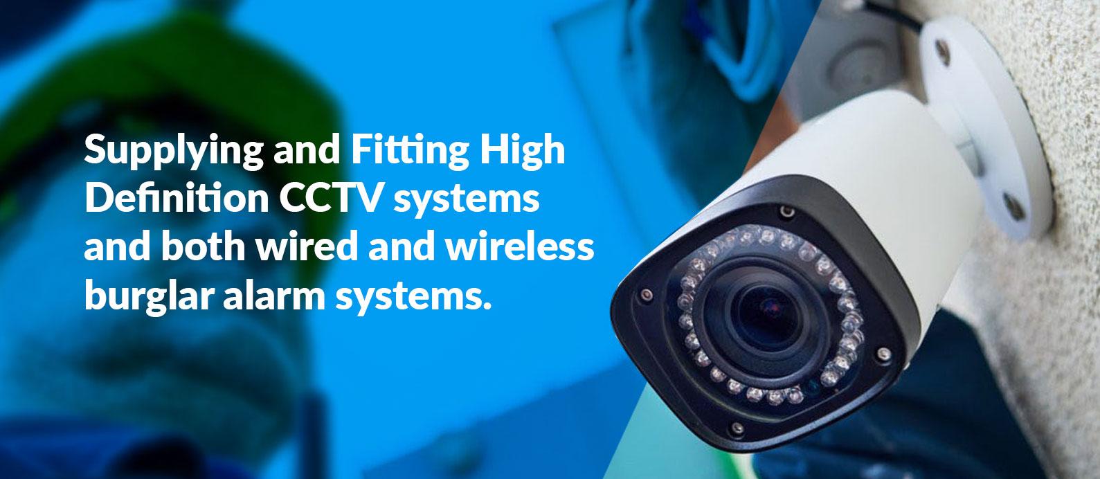 Advantage CCTV – Alarm & CCTV Installation throughout Lancashire